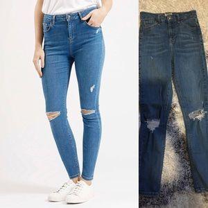 Topshop Jeans - Topshop Jamie jeans